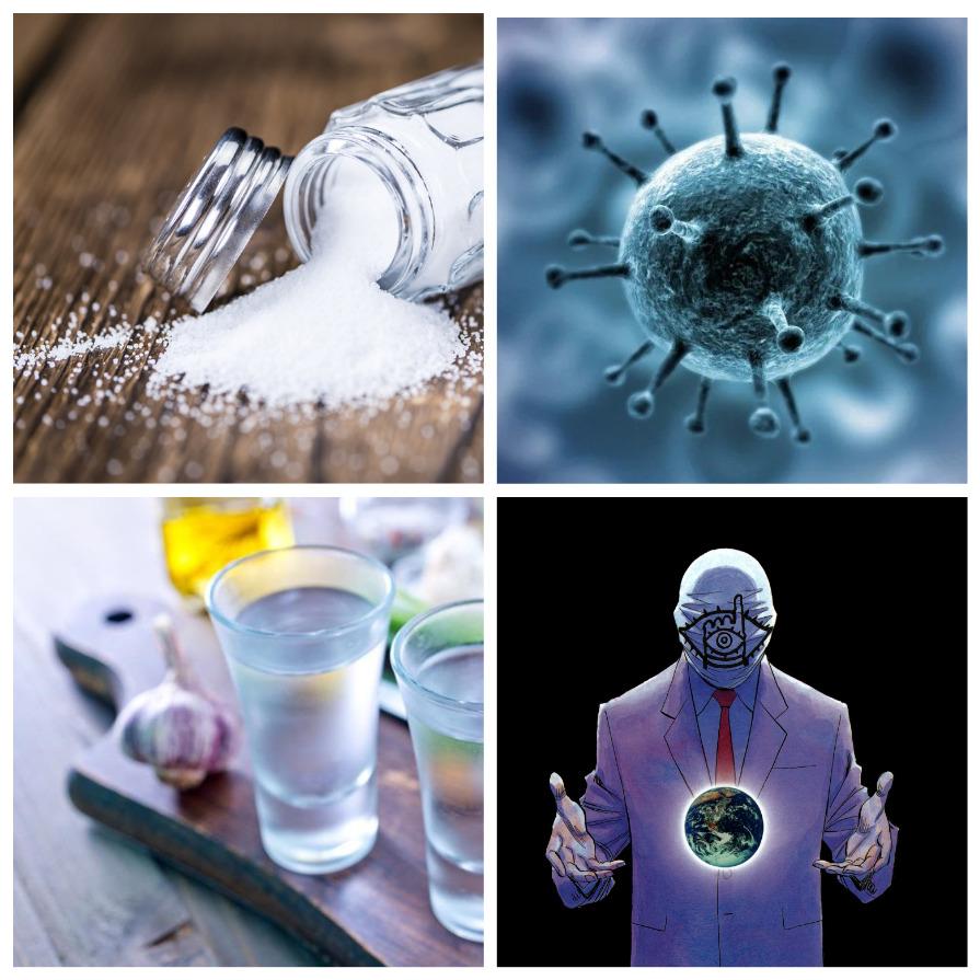 Мифы о коронавирусе, в которые многие верят (10 фото)