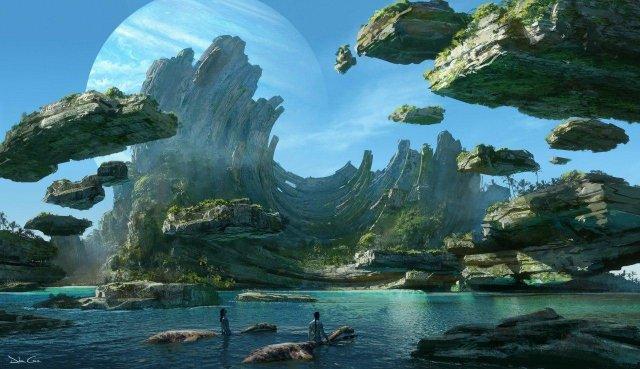 Джеймс Кэмерон показал, как будет выглядеть «Аватар 2» (4 фото)