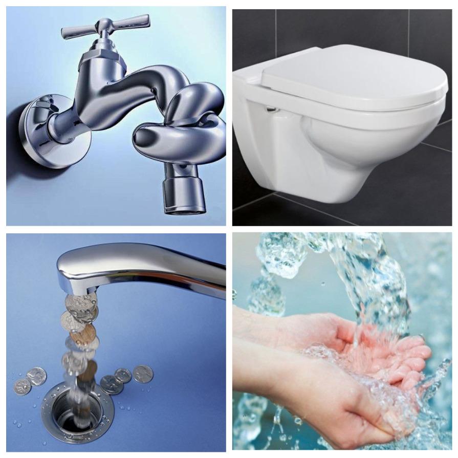 Как экономить воду дома? (9 фото)