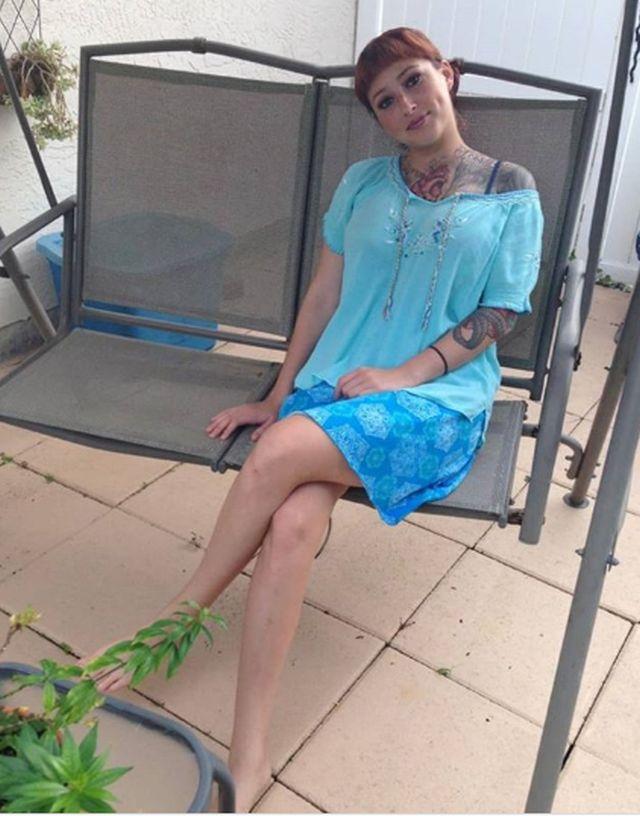 Канадская блогерша испугала соцсети своей новой внешностью (14 фото + видео)