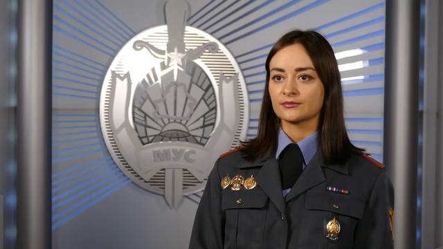 Увлекательная история от представительницы белорусского МВД
