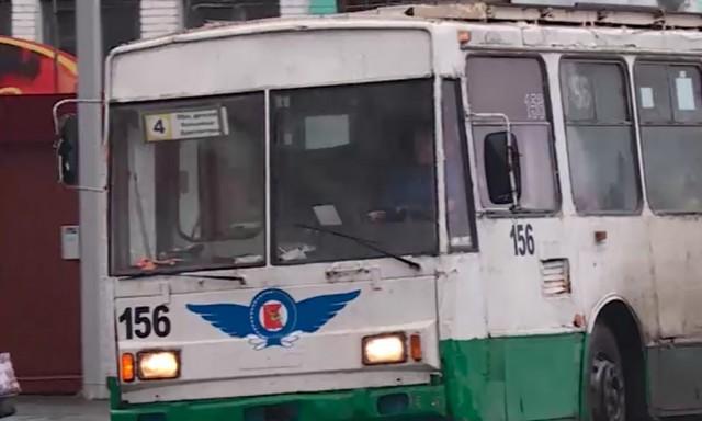 Старые троллейбусы в Вологде возмутили горожан