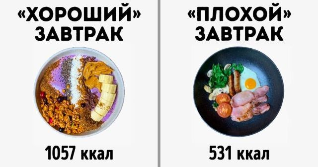Популярный Instagram-нутрициолог развеял мифы о правильном питании (18 фото)