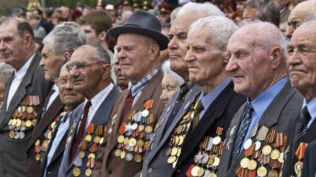 Путин подписал указ о единовременной выплате ветеранам к 75-летию Победы