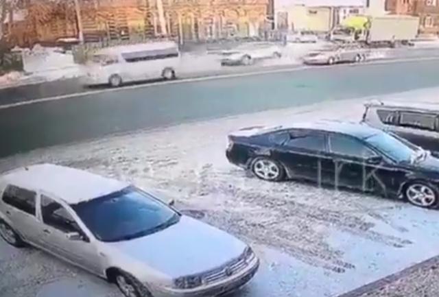 """По крайней мере, они оба """"припарковались"""""""