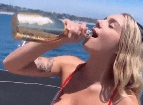 Пить надо в меру (15 гифок)
