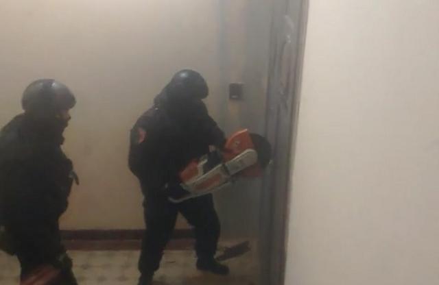 В квартире главы района в Петербурге Олега Калядина обнаружили подпольное казино