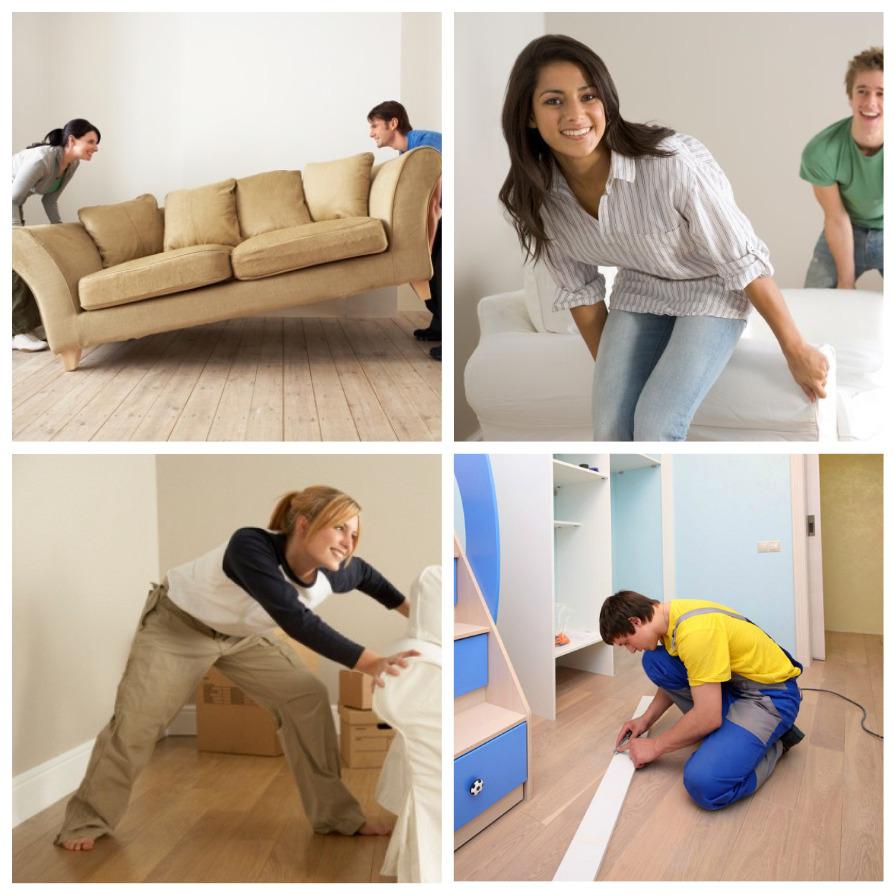 Перестановка: лучший способ обновить квартиру (4 фото)