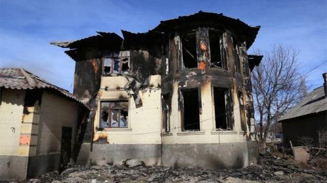 На юге Казахстана произошло массовое побоище  (5 фото + 4 видео)