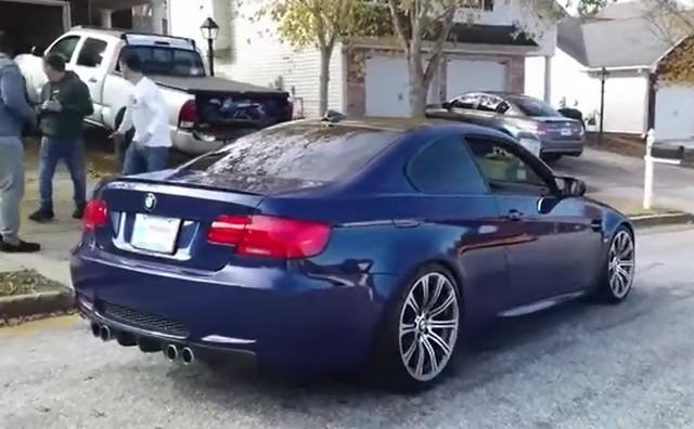 Посмотрите на эту новую и красивую машину