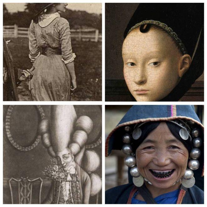Очень странная мода прошлого (10 фото)