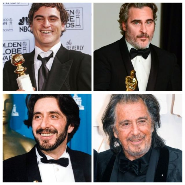 Как выглядели кинозвезды, когда получали свои первые премии (13 фото)