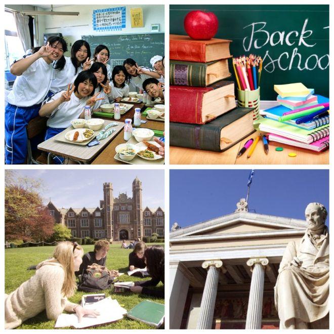 Интересные факты об образовании в других странах (7 фото)