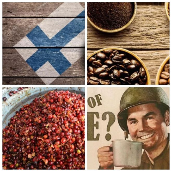 Интересные факты о кофе (9 фото)
