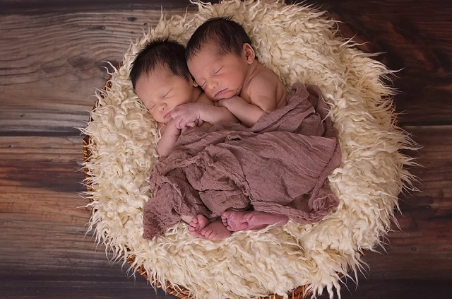 Подборка интересных фактов о близнецах (9 фото)
