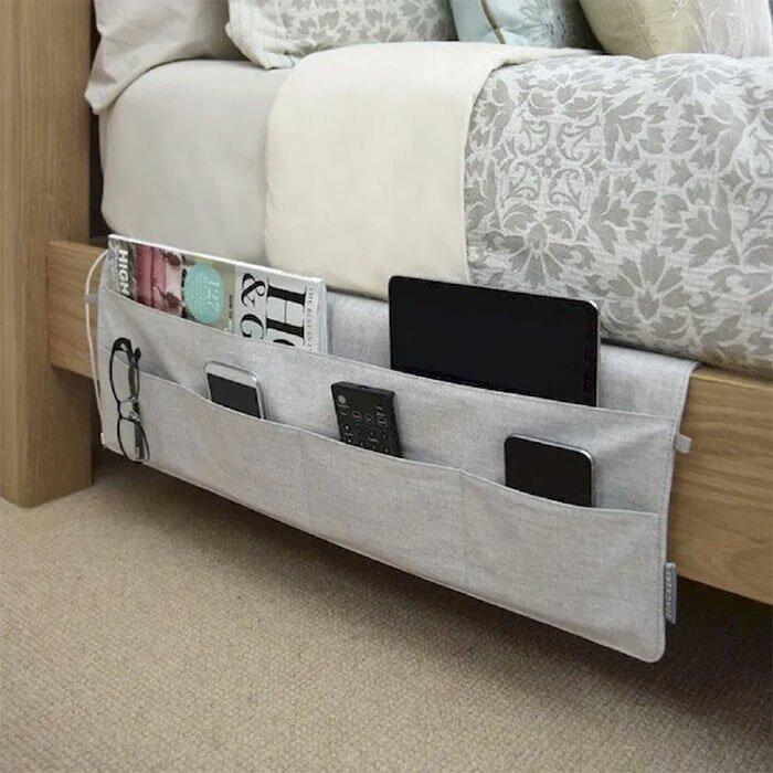 органайзер на кровать
