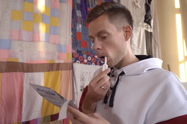 Юрий Дудь и тест на ВИЧ/СПИД