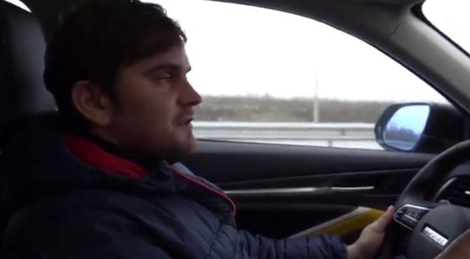 парень за рулем рассказал, продаются ли блогеры