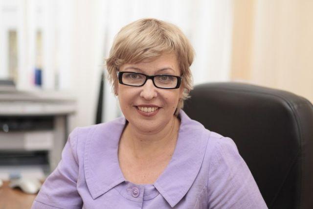 Детский омбудсмен Саратовской области Татьяна Загородняя