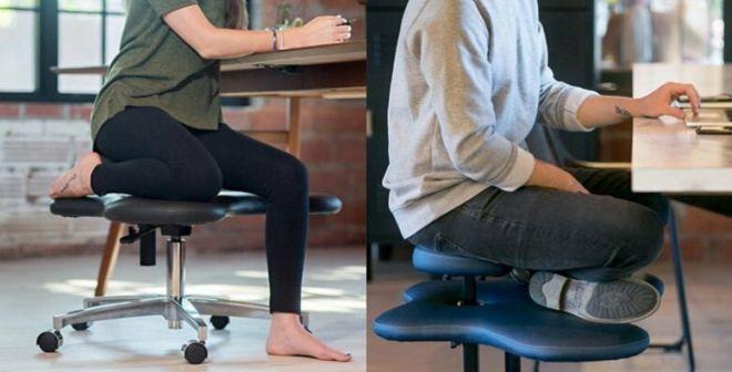 кресло с подставкой под ноги