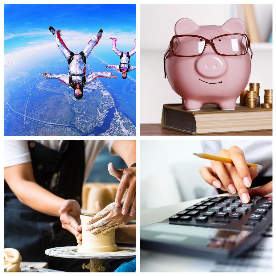 Привычки богатых людей (5 фото)