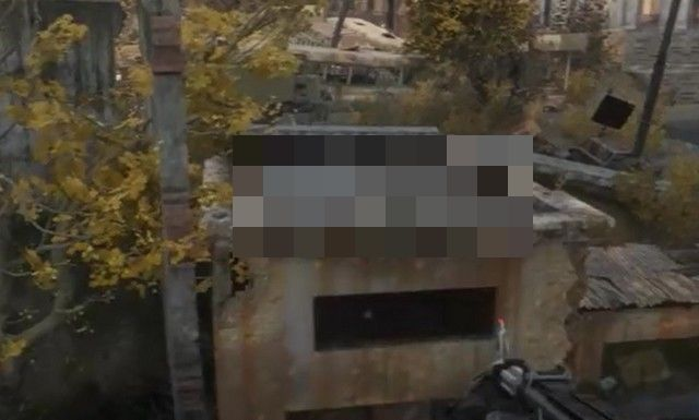 Кадр из компьютерной игры Metro Exodus