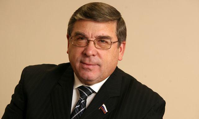 Сенатор Валерий Рязанский