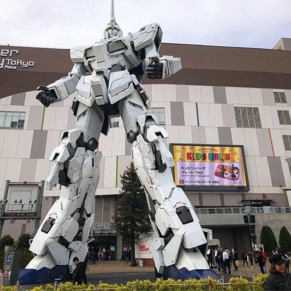Трансформер в Японии
