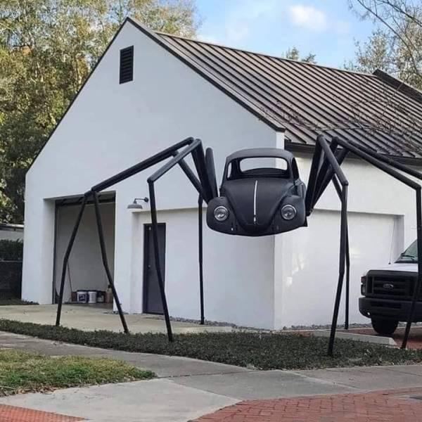 Автомобиль-паук