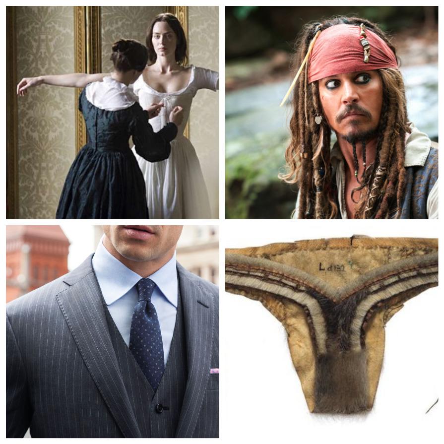 Интересные факты об одежде, которую мы носим каждый день (10 фото)