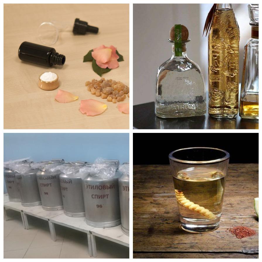 День открытия спирта: малоизвестные факты (5 фото)
