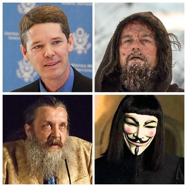 Писатели и актеры