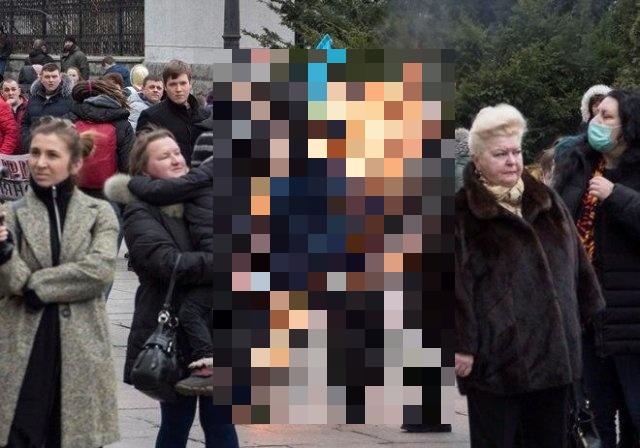 Александр Бурлаков поджег сам себя в Украине