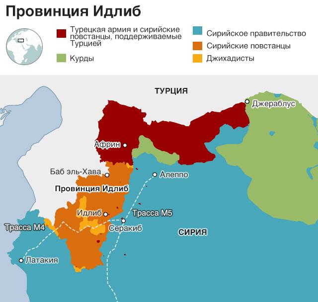 Провинция Идлиб