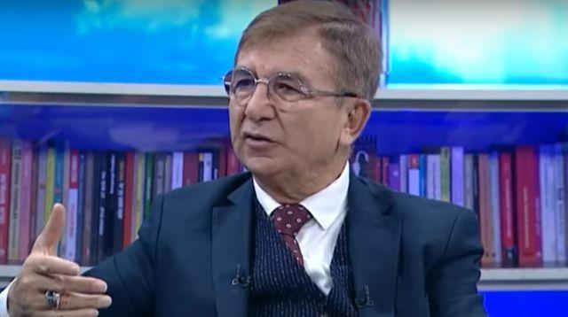 Советник президента Турции Месут Хакки