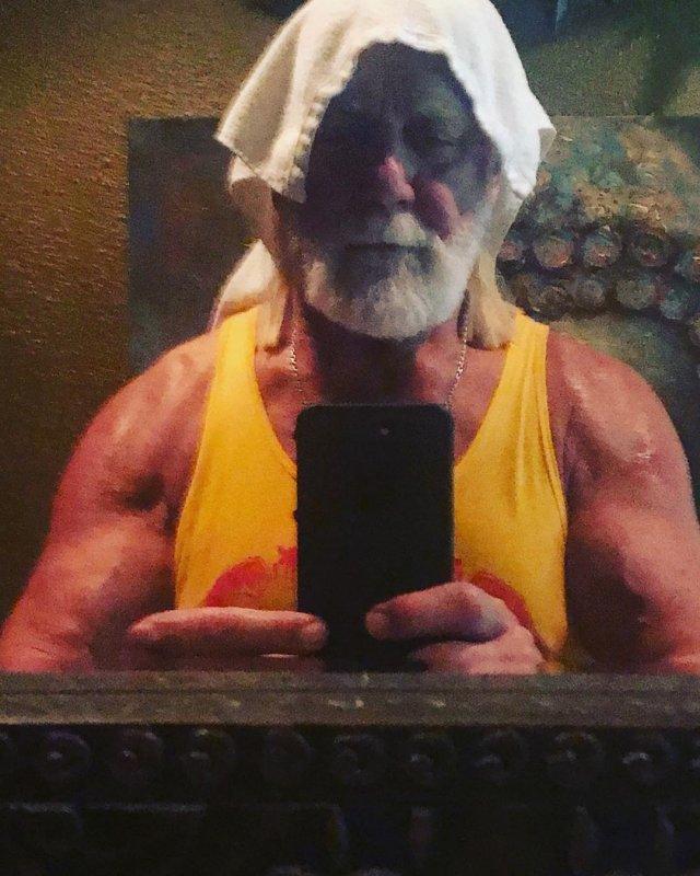 Как изменился легендарный рестлер и актер Халк Хоган (17 фото)