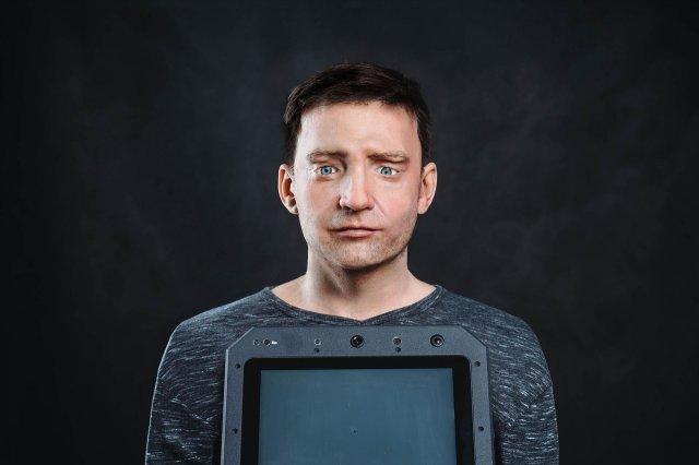 Робот-няня Robo-C