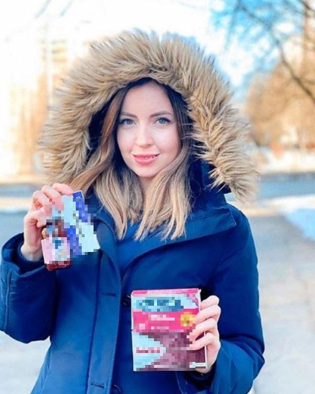 Блогерша Екатерина Диденко отметила день рождения в сауне: три погибших из-за сухого льда в бассейне (2 фото + 8 видео)