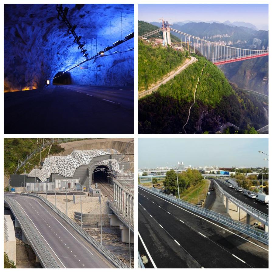 Самые дорогие дороги России и мира (7 фото)