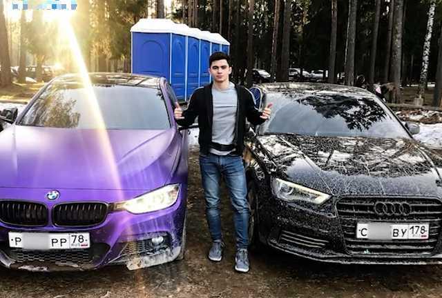 Instagram-блогер Дамир Мехтиев