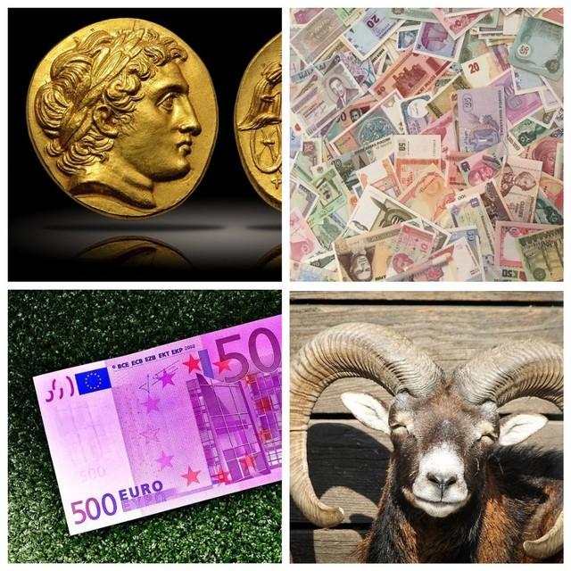 Интересные факты о деньгах (5 фото)