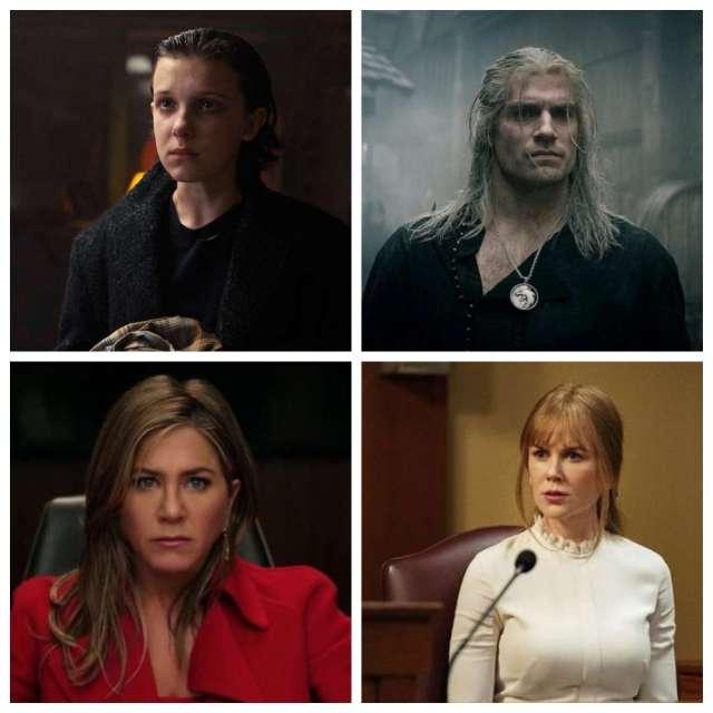 Актеры сериалов
