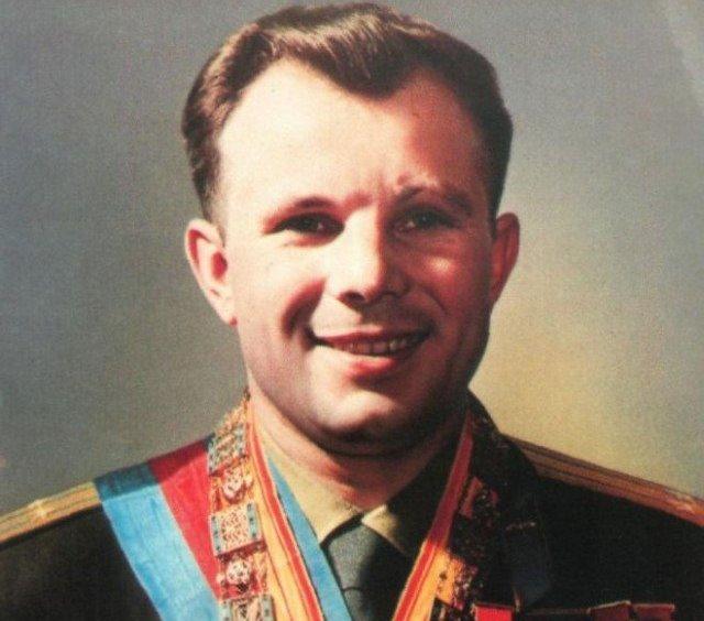 86 лет назад родился первый космонавт Юрий Гагарин.