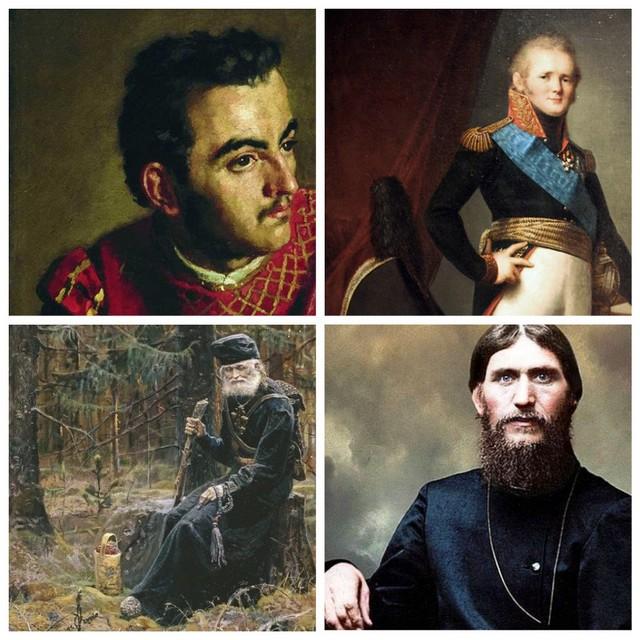 Самые загадочные люди России (6 фото)