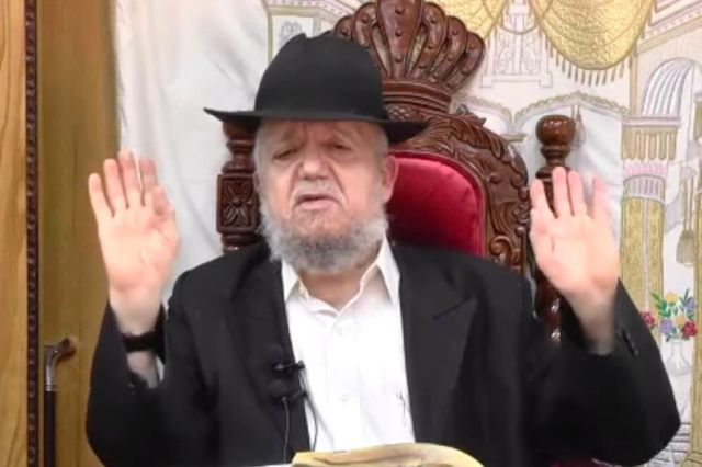 Раввин Меир Мазуз