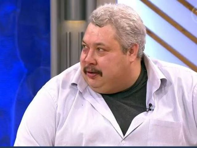 Сергей Кузнецов в программе Пусть говорят