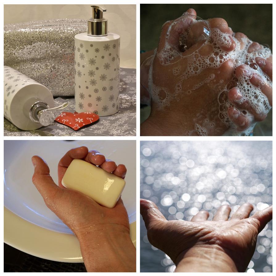 Как правильно мыть руки в условиях борьбы с коронавирусом (9 фото)
