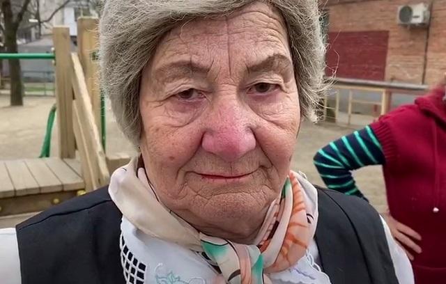 Бабушки из отряда Путина