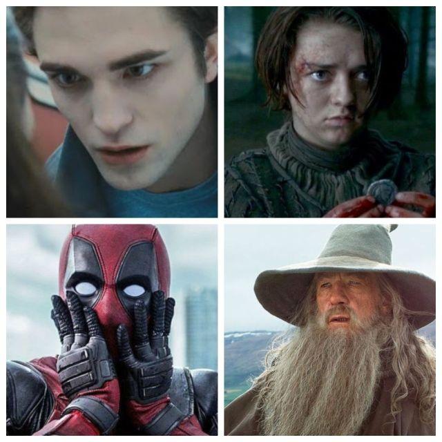 Популярные актеры