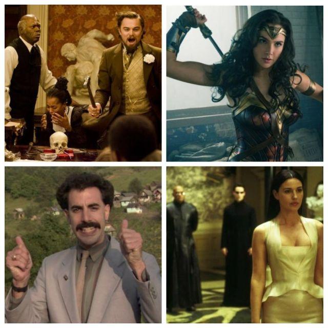 Популярные фильмы